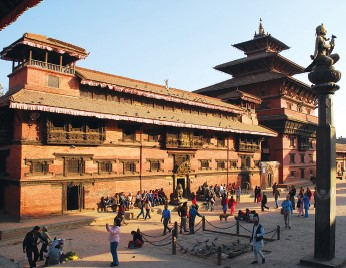 A Place in Patan