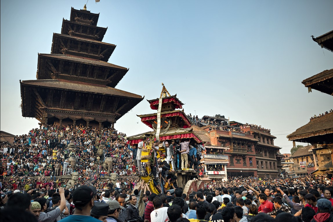 A Jatra like No Other
