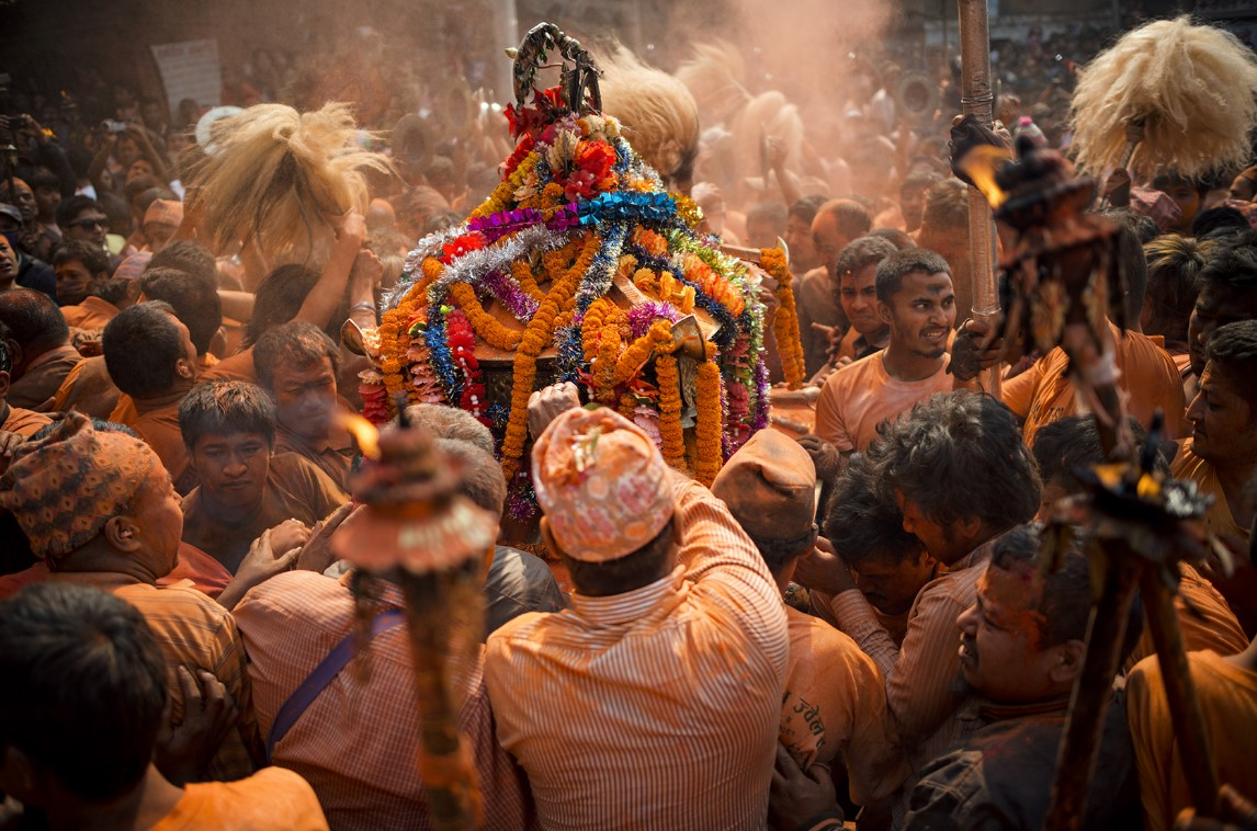 A Jatra like No Other