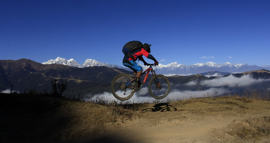Dancing with the Yaks: Mountain Biking in Nepal