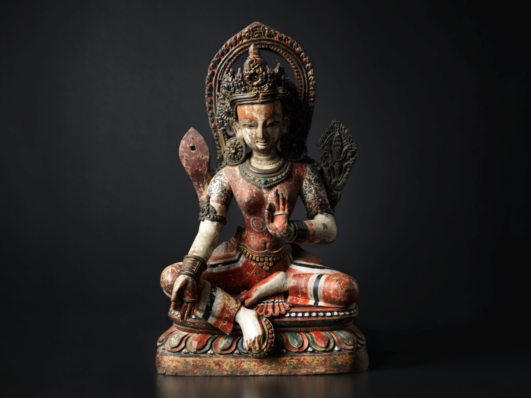 A Divine Visit: Nepalese Objects in a Danish Museum Collection