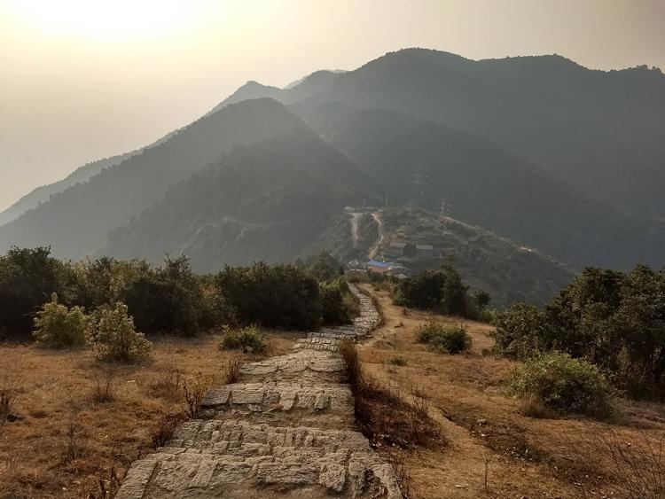 Adventures on the Manjushree Trail