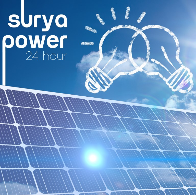Surya Power, 24 hour