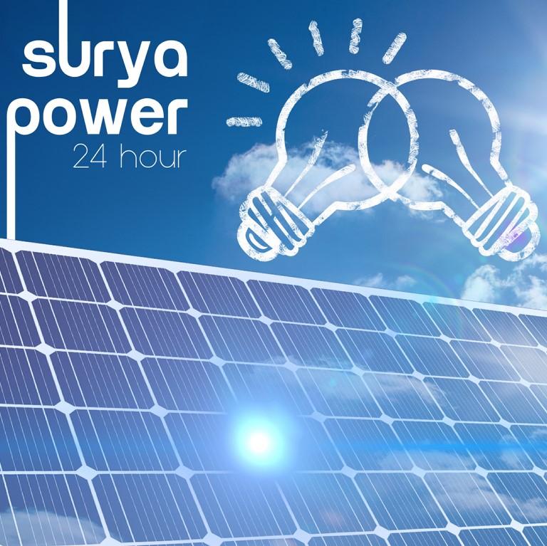 Surya Power, 24 hour
