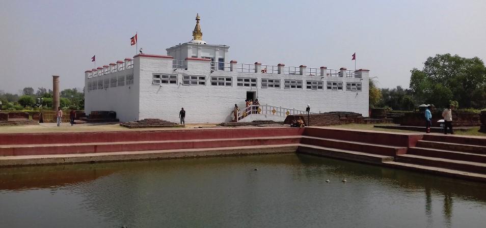 Beyond Buddha's Birthplace