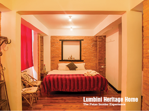 Lumbini Heritage Home The Patan Insider Experience