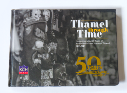 Thamel through Time