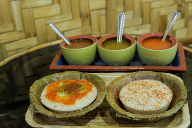 Bhakka: Dish from the East