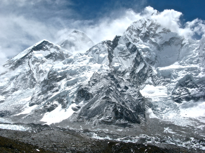 Because it's there: Remeasuring Mount Everest