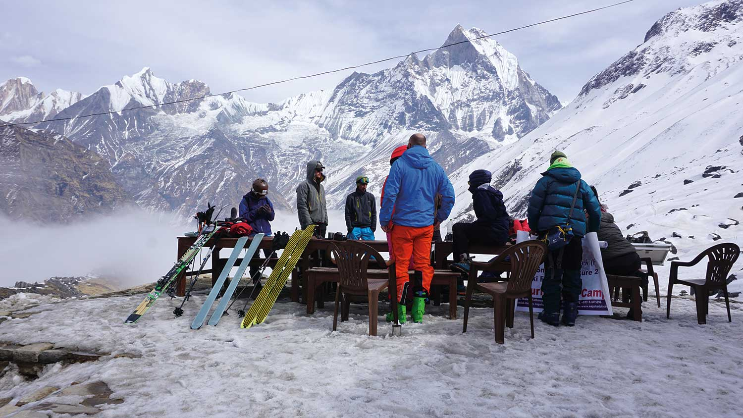 Ski Nepal: It's a Reality for Everyone Now