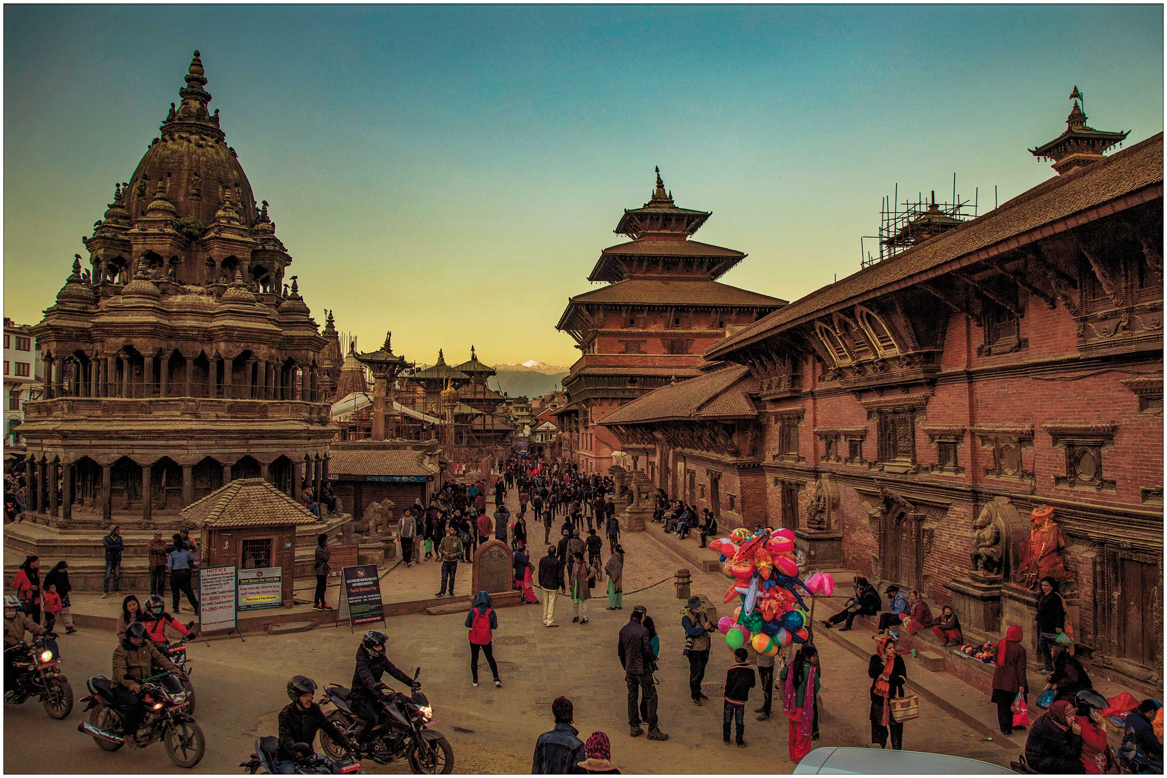 5 Places to Wander around when in Kathmandu