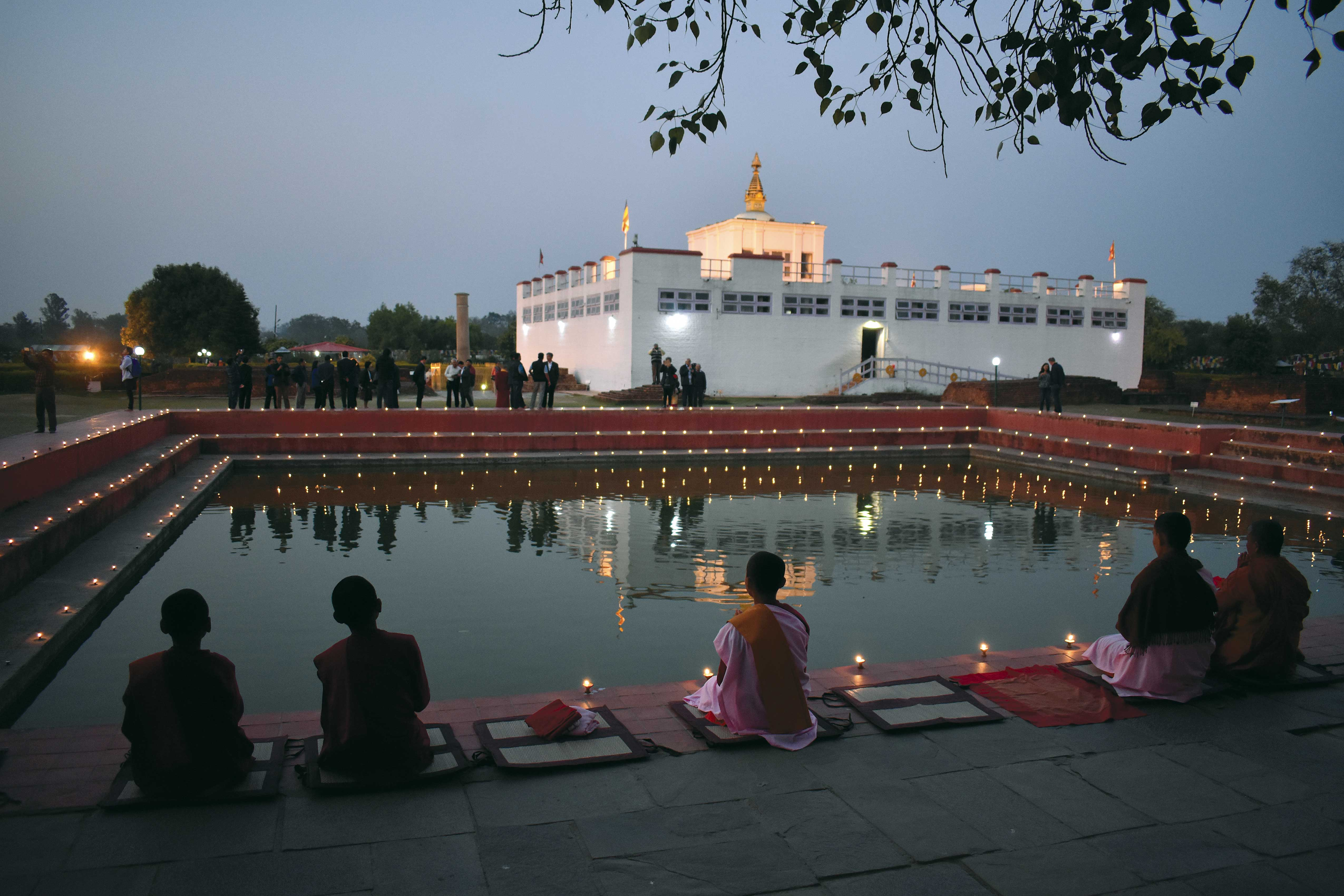 Heritage, Preservation and Development: Getting under the skin of Lumbini
