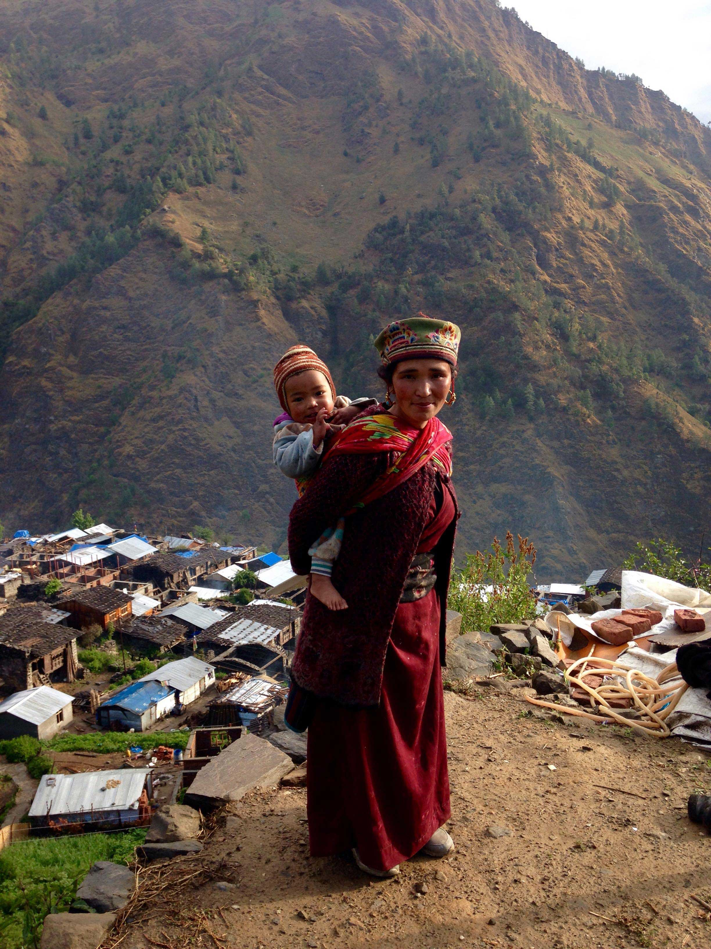 Low Trekking in Dhading and Langtang