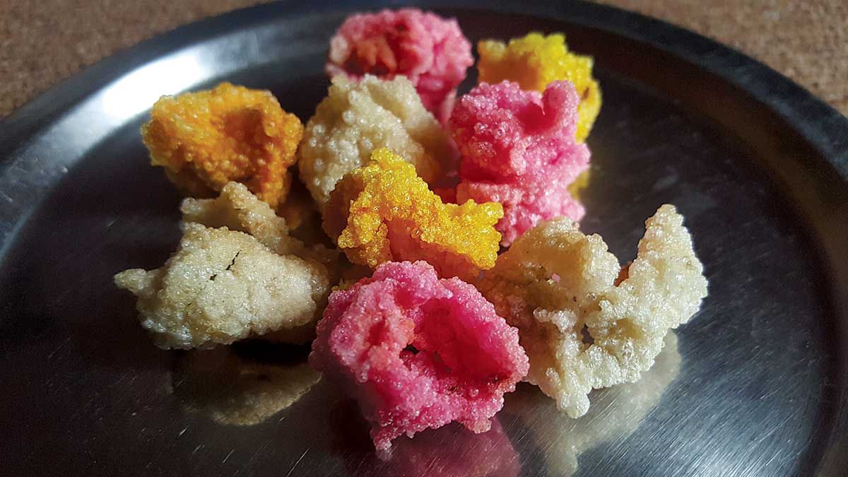The three tasty nuggets from the southern plains of Nepal
