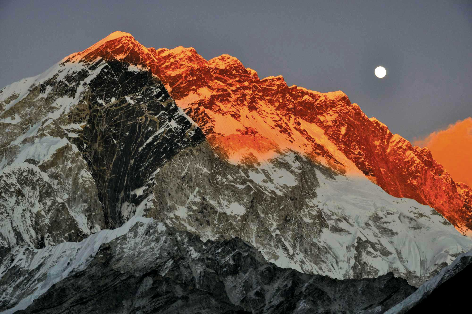 Everest: Reflections on the Solukhumbu by Sujoy Das and Lisa Choegyal