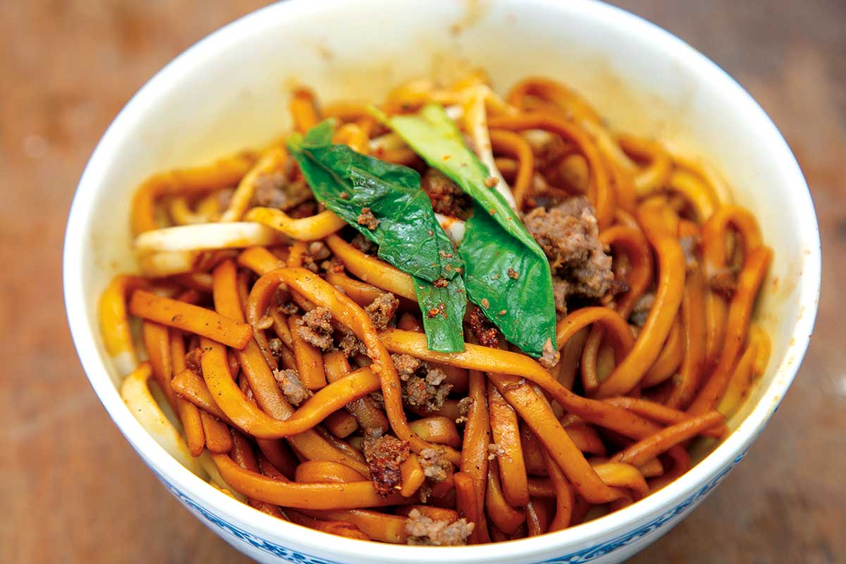 Five Tibetan Delicacies to Try