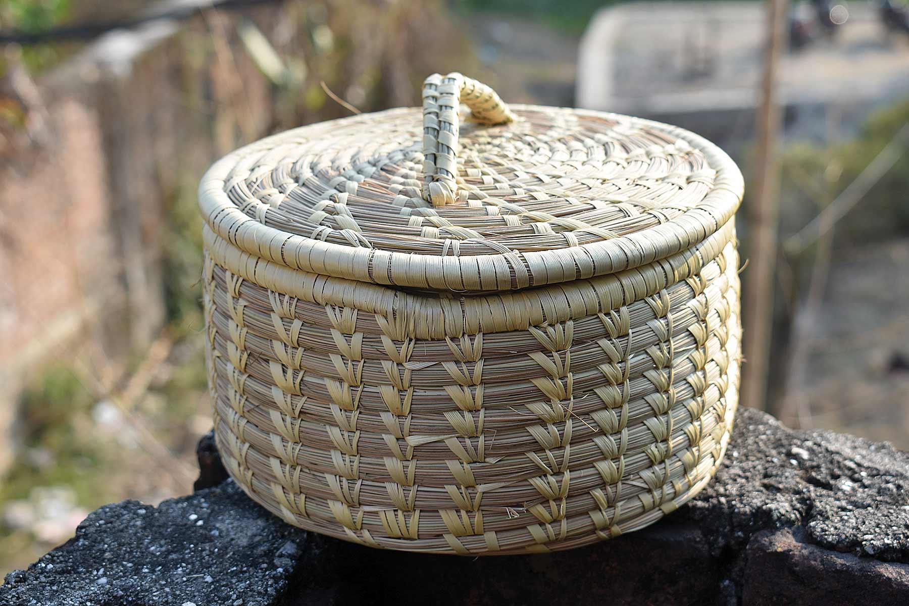 A basket's tale