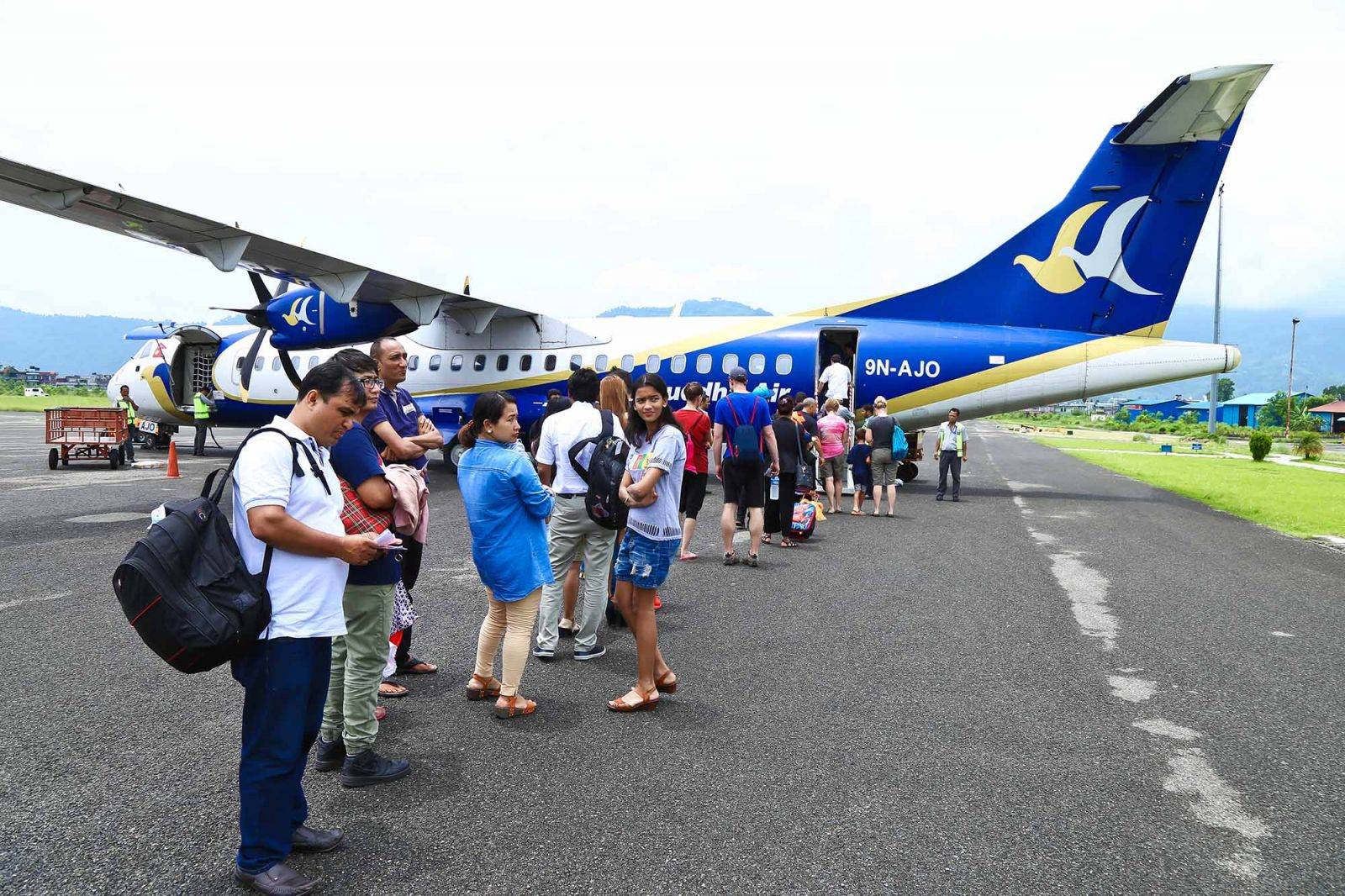 Buddha Air, Making Flying Possible For Everyo | Features