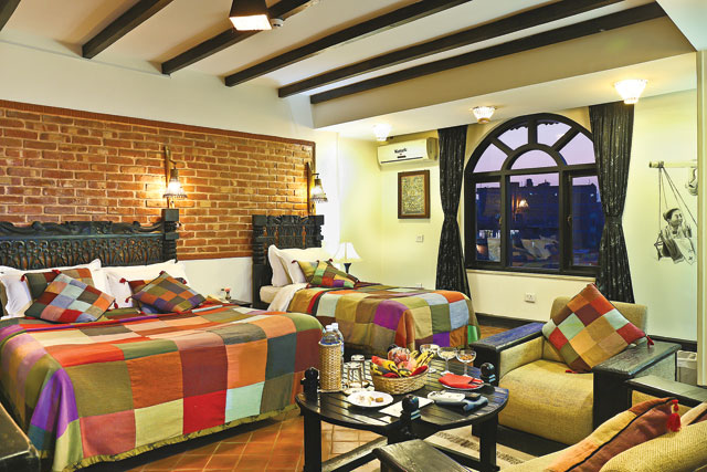 Keeping Up with Tradition Hotel Heritage, Bhaktapur