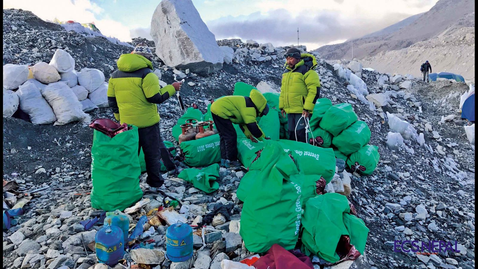 Green Everest?—Necessary and Possible!