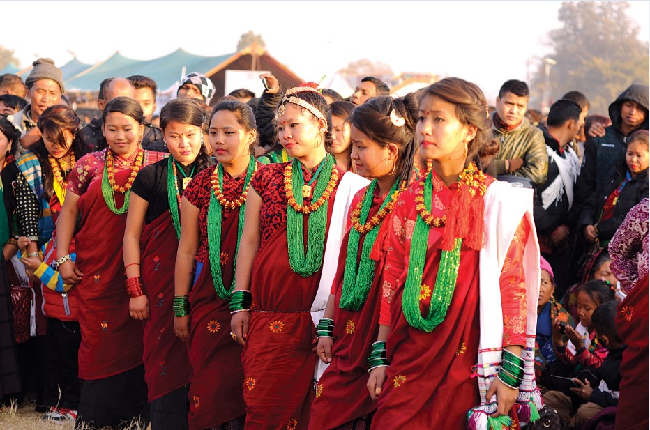 Tamu lhosar new year of the gurungs festival ecsnepal the in our family lhosar means reuniting with all our relatives and family friends early in the morning we visit the gumba and do our prayers and receive m4hsunfo