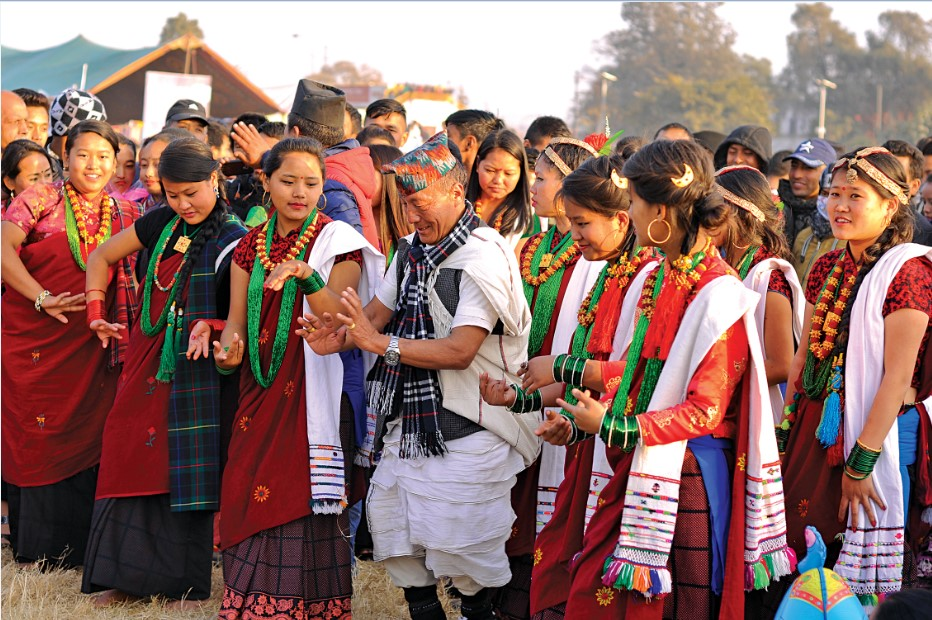 Tamu lhosar new year of the gurungs festival ecsnepal the each year on 15th poush i get to wake up with the amazing smell of sel roti poush 15th also known as tamu lhosar is the festival of the gurung community m4hsunfo