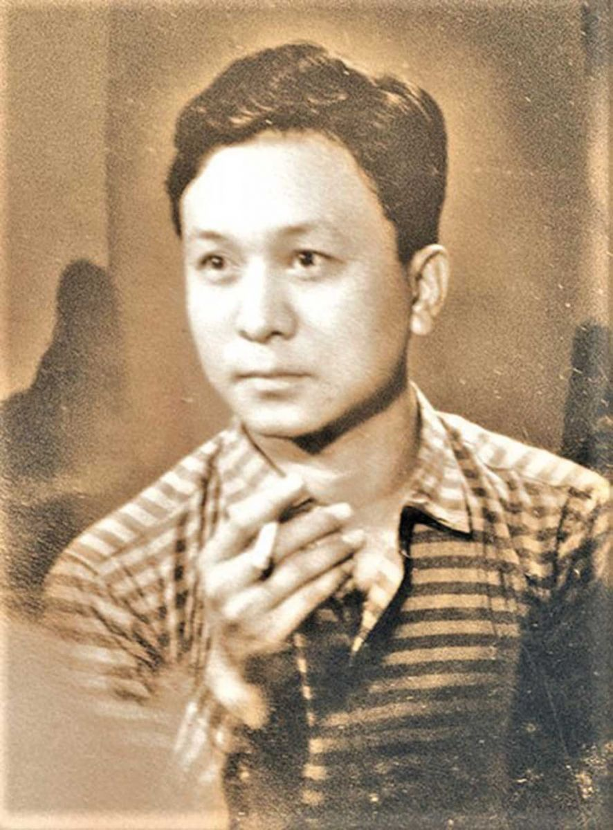 On the Life of Bhupi Sherchan   Spilled Ink   ECSNEPAL - The