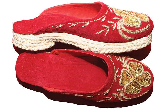 e07868c867c Kaapa Lnaka Wedding Shoes | Festival | ECSNEPAL - The Nepali Way