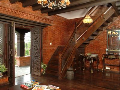 Modern House Design Nepal