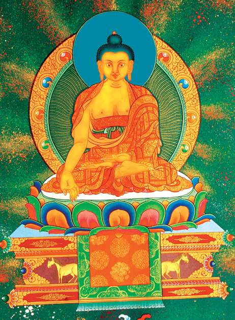 The Five Buddhas: Pancha Buddha | Festival | ECSNEPAL - The